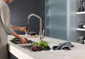 Dornbracht - sync - sieger design - Kitchen Mixer Tap