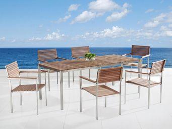 BELIANI - viareggio - Garden Furniture Set