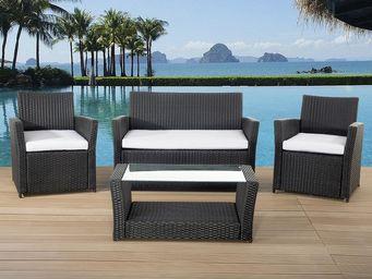 BELIANI - sorrento - Garden Furniture Set