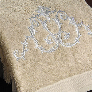 Evelyn Kahle - organza - Towel