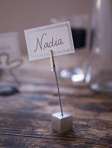 FIORIRA UN GIARDINO -  - Table Place Card