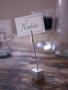 FIORIRA UN GIARDINO -  - Table Place Card
