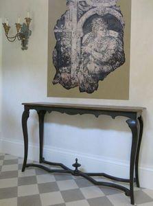 Terra Di Siena -  - Console Table