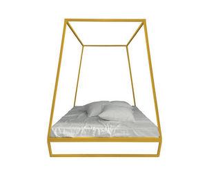 Xam -  - Double Canopy Bed