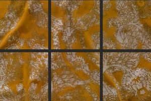 Andre du Dauphiné by Art & Decor - denim - Upholstery Fabric