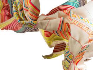 JANAVI -  - Embroidery