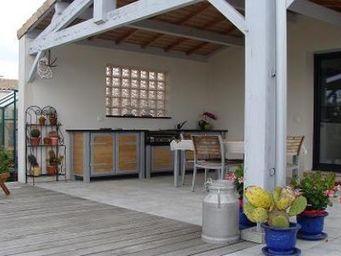 Aout-Dehors Cuisine -  - Outdoor Kitchen