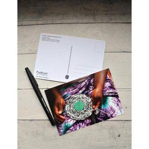 Facteur Celeste -  - Postcard