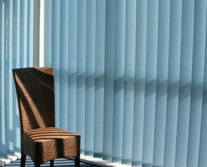 Servis  Climax -  - Blind With Vertical Stripes