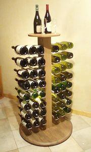 MEUBLES EN MERRAIN -  - Bottle Rack