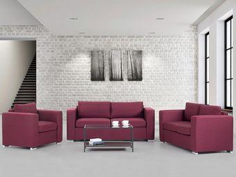 BELIANI - canapés en tissu - Living Room