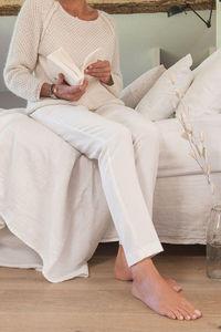 Couleur Chanvre -  - Bedskirt