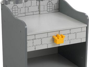 KidKraft - table de nuit château fort - Children's Bedside Table