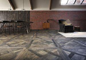 BUSAE ASSOCIATI -  - Wooden Floor