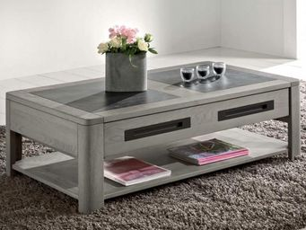 Ateliers De Langres - table basse deauvil - Rectangular Coffee Table