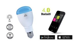 AWOX France - smartlight couleur - Connected Bulb