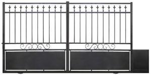 La Maison du portail -  - Sliding Gate