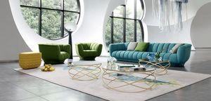 ROCHE BOBOIS - -odea - 4 Seater Sofa