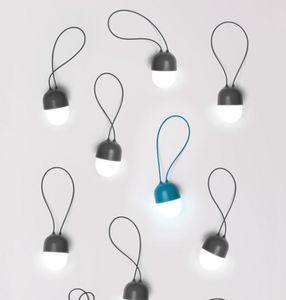Ionna Vautrin - clover-- - Portable Lamp