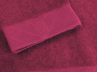 BAILET - drap de bain uni - intemporel - Towel