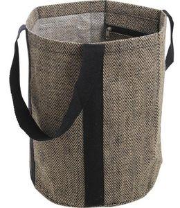 Aubry-Gaspard - sac en jute renforcée - Shopping Bag