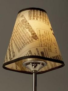 Custom Candle -  - Pyramid Lampshade