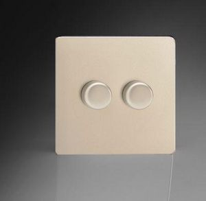 ALSO & CO - double - Dimmer Switch