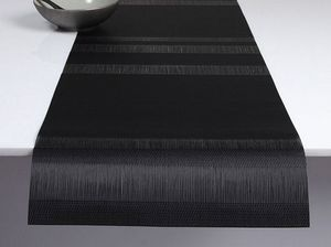 CHILEWICH - tuxedo stripe - Table Runner
