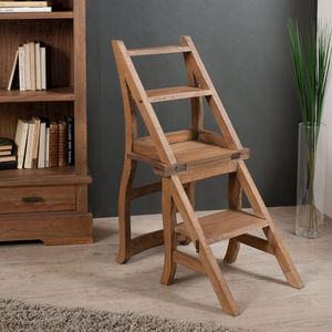 MAISON ET STYLES -  - Ladder Chair