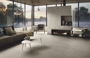 Casalgrande Padana -  - Ground Waxed Concrete