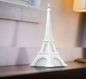 CANDELLANA - tour eiffel - Decorative Candle