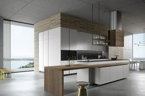 Snaidero - look - Built In Kitchen