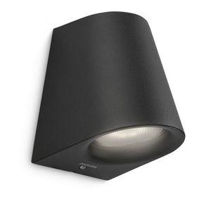 Philips - led extérieur virga ip44 h12 cm - Outdoor Wall Lamp