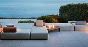 Dedon - brixx - Garden Sofa