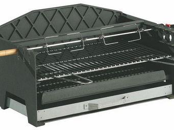 INVICTA - barbecue charbon de bois alexandrie - Charcoal Barbecue