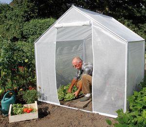 NATURE - serre de jardin plantea 4m² - Greenhouse