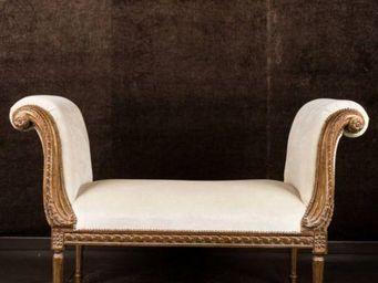 Artixe - banquette méridienne-- - Bench Seat