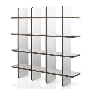 RILUC - alma bookcase - Multi Level Wall Shelf