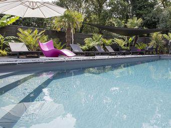 CARON PISCINES -  - Freeform Pool