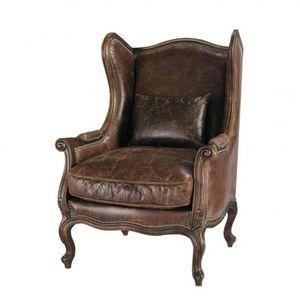 Maisons du monde - vintag - Armchair With Headrest