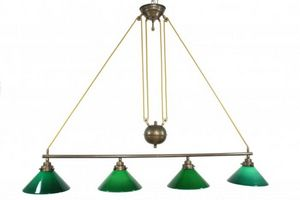 Garcia Requejo - Candelabro -  - Billiard Lamp