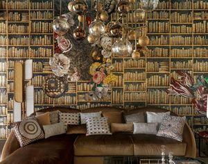 Sicis - trompe l'oeil - Mosaic Tile Wall