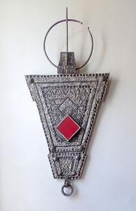 FRANCOISE JEANNIN - fibule de tizas - Wall Decoration