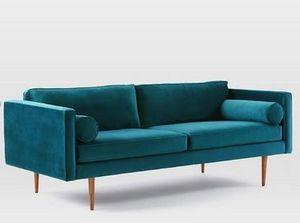 MALHERBE EDITION - canapé paris - 3 Seater Sofa