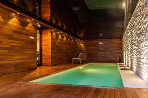 Piscines Magiline -  - Indoor Pool