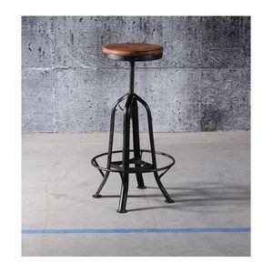 Mathi Design - tabouret industriel manufacture - Bar Stool