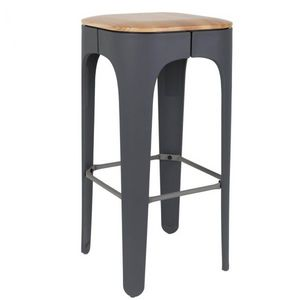 Mathi Design - tabouret de bar up high - Bar Stool