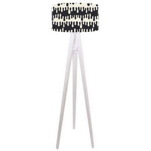 Mathi Design - lampadaire ghost - Trivet Floor Lamp