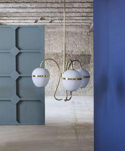 MAGIC CIRCUS EDITIONS - triple lustre china - Hanging Lamp