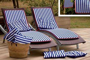 JARDIN PRIVÉ - marin - Garden Seat Cushion